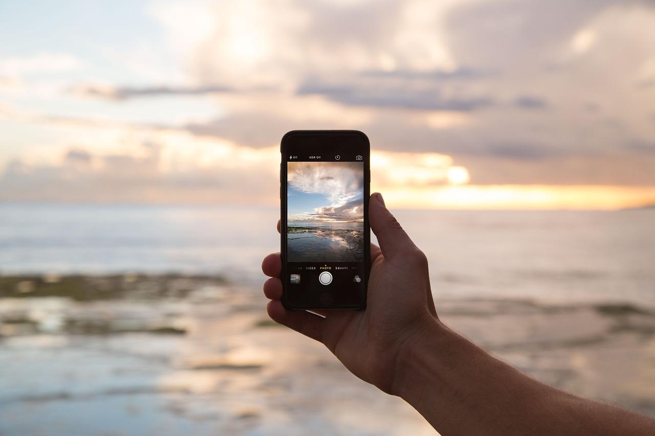 Plutôt smarphone ou appareil photo pour votre usage de photographe en herbe?